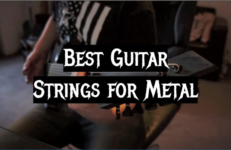 5 Best 7-String Guitars for Metal