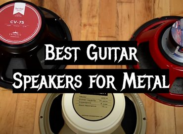 5 Best Guitar Speakers for Metal