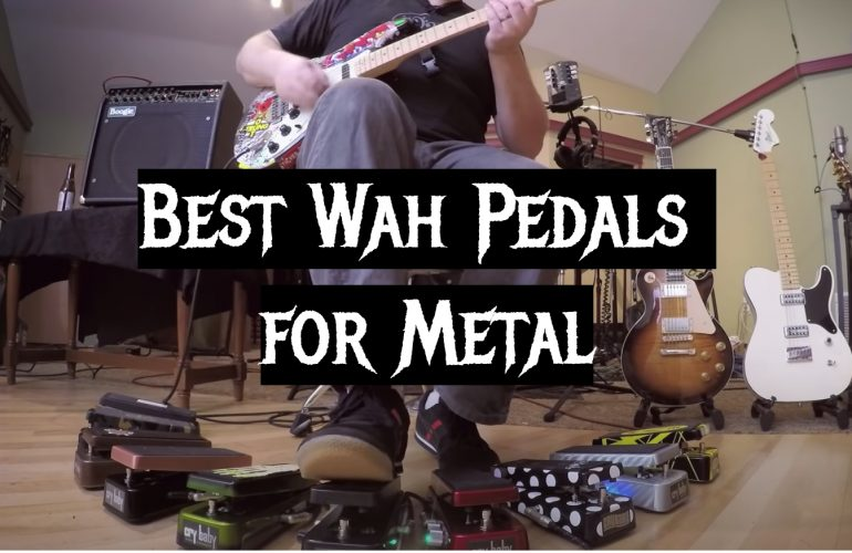 5 Best Wah Pedals for Metal