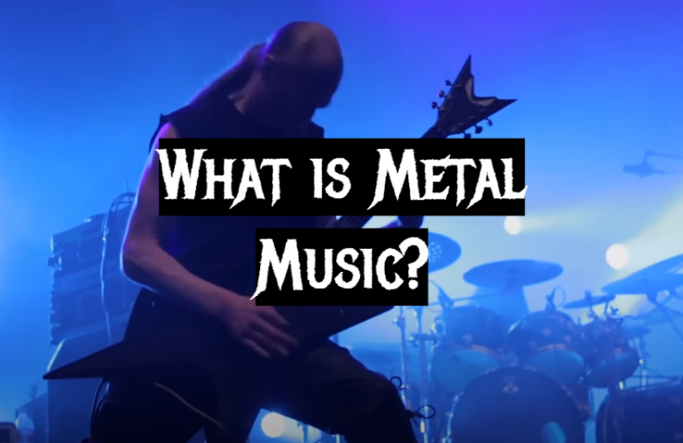 What is Metal Music? Everything You Need to Know