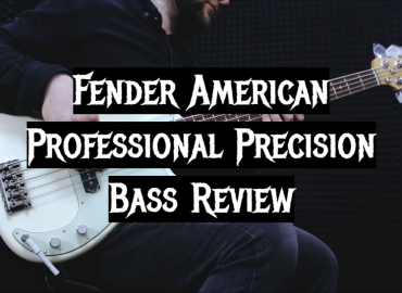 Fender American Professional Precision Bass Review
