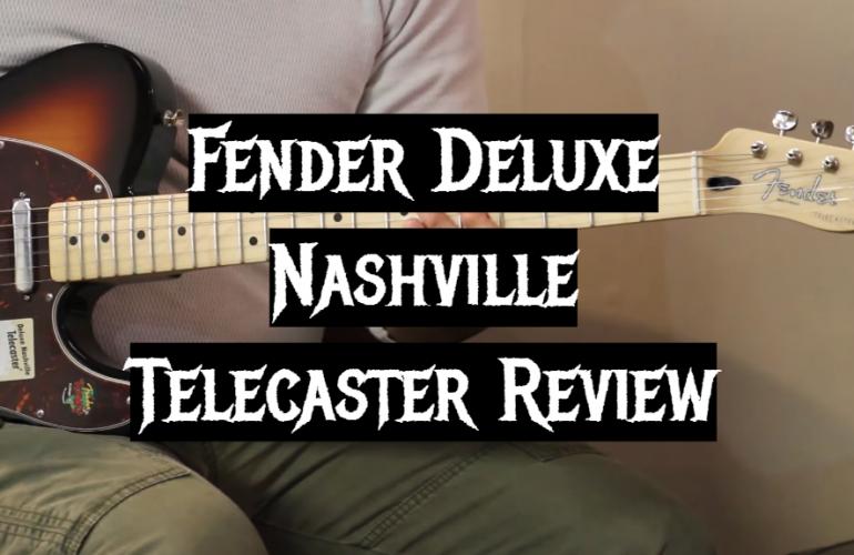 Fender Deluxe Nashville Telecaster Review
