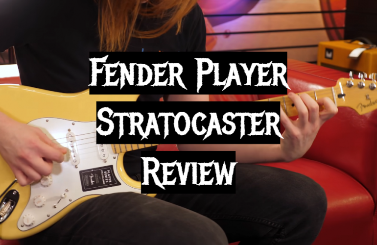Fender Player Stratocaster Review