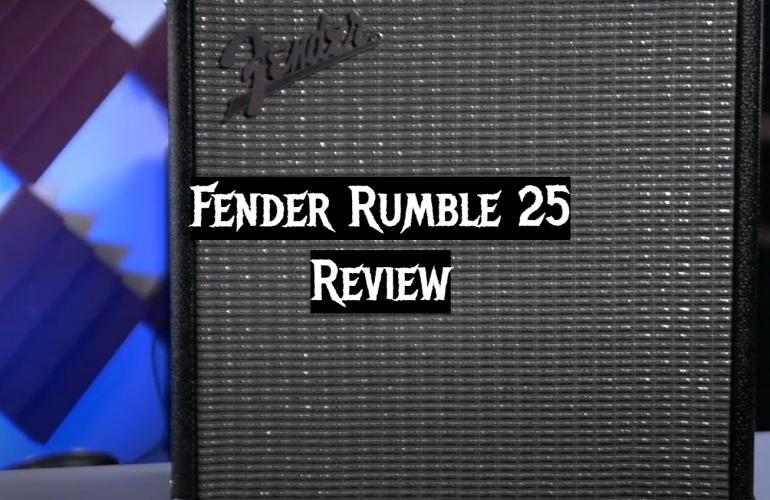 Fender Rumble 25 Review