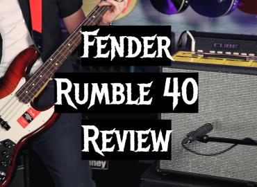 Fender Rumble 40 Review