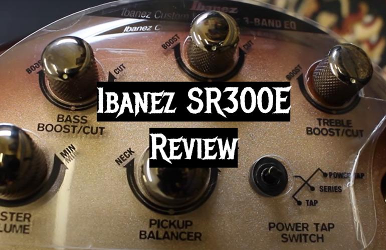 Ibanez SR300E Review