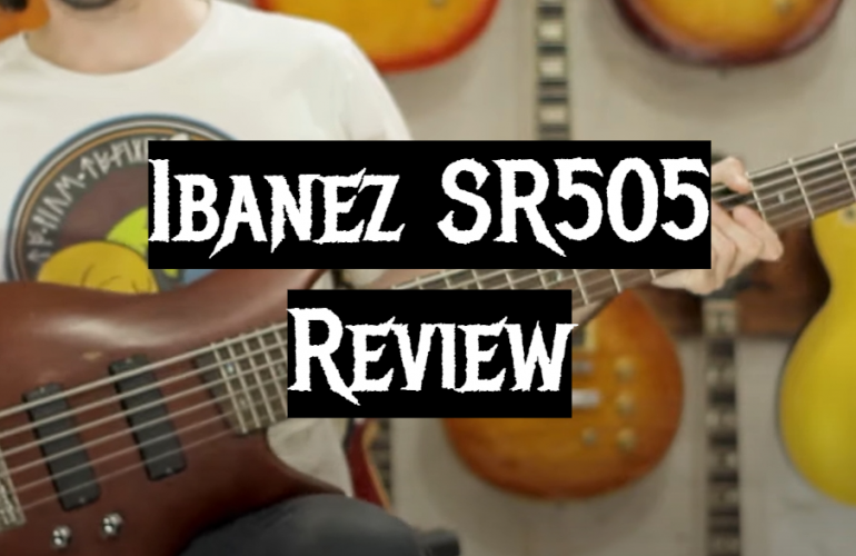 Ibanez SR505 Review