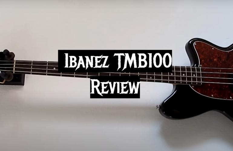 Ibanez TMB100 Review