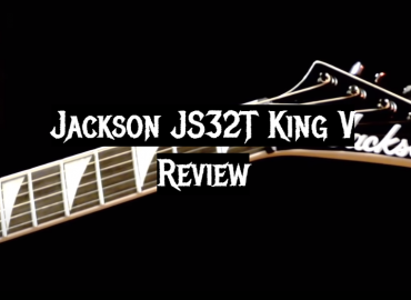 Jackson JS32T King V Review
